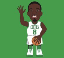 NBAToon of Jeff Green, player of Boston Celtics by D4RK0