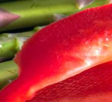 Abstract Pepper Sticker