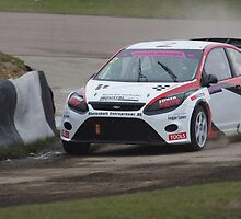 #2 David Nordgaard (NOR) - Ford Focus RS TouringCar - Lydden Hill by motapics