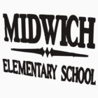 Midwich Elementary School Silent Hill by Fir3Fly