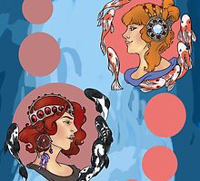 THE REDHEADS #1 by sharo