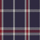 01605 Auchmaliddie Samkoma Commemorative Tartan Fabric Print Iphone Case by Detnecs2013