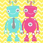 Robot Love by Amy Grace