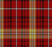 01617 Avalon - Stewart House Tartan Fabric Print Iphone Case by Detnecs2013