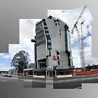 Griffith University Construction Montage by Glenn Launerts