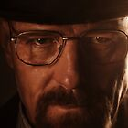 Breaking Bad's Walter White by art-hammer