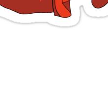 Persona 3 Aigis ribbon Sticker