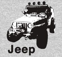 Jeep Illustration by AstroNance