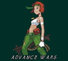 Advance Wars-Sami by Vinchtef