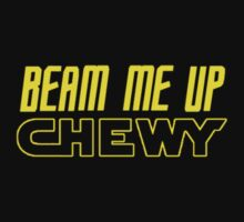 Beam me up Chewy by SubtleGeek