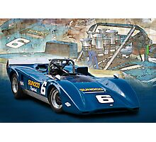 1969 Lola T163 Can-Am Photographic Print