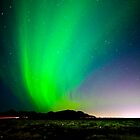 Flow of Aurora  by johannesfrank