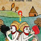 """Cover """"The kissing tribe"""" by Wandering Viola"""