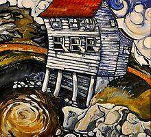 Wreckhouse Winds by Cassandra Dolen