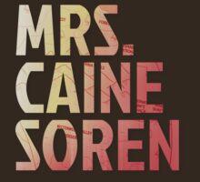 Mrs. Caine Soren by Viri