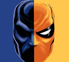 Deathstroke by darkcloud57