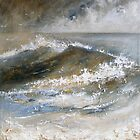 Cornish Sea by Sue Nichol