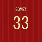 mario gomez case by morigirl