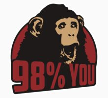 98 percent you monkey Kids Clothes