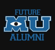 Monsters University Future Alumni by tehmomo