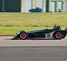 Mallock Mk 1B No 18 by Willie Jackson