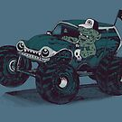 Monster Truck by Thomas Orrow