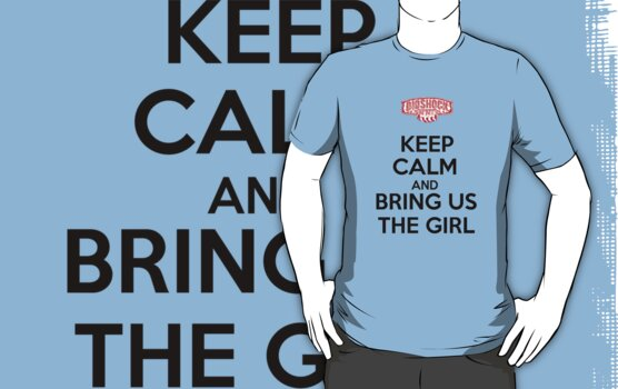 Bioshock Infinite - Keep calm and bring us the girl... by Razorable