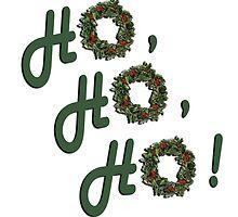 Ho, Ho, Ho! by SandraWidner