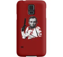 Abraham Lincoln Stormtrooper (without text) Samsung Galaxy Case/Skin