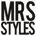 Mrs. Styles by Tom Sharman