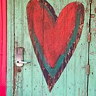 Door to your Heart by Tracy Riddell