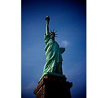 Miss Liberty Photographic Print