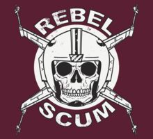 REBEL SCUM by Blair Campbell
