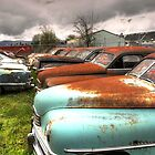 Packards a Plenty by Brandon Taylor