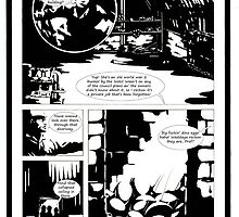 Monotreme- Chapter1 The Birth pg 2 by secretplanet