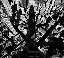 Empire State Shadow, March 2013 by ssan