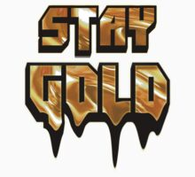 stay gold by eclipseclothing