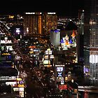 A View From The Eiffel Tower - Vegas Style by v-something