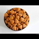 Nestle Premier Butter-Scotch Morsels by © Sophie W. Smith