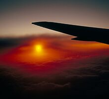 Flying High by Karl  Zielke