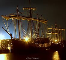 Tall Ships by dforand