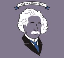 Albert Einstein: Synonymous with Genius by geeksweetie