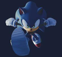 Sonic by Hunter-Blaze