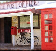 The Old Post Office by Erika Lieftink