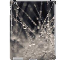 Wild Grass Abstract iPad Case/Skin