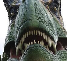 T Rex by Dawn B Davies-McIninch