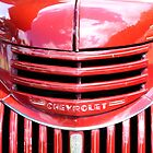 Chevrolet Truck by Stephen Mitchell