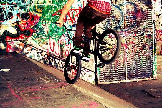 Skate Park, London by sarahgotts