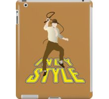 Indy Style iPad Case/Skin