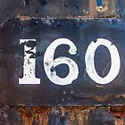 160 by Trevor Middleton